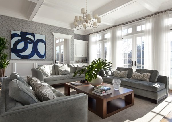 Grey Living Room Decor Ideas 21 Gray Living Room Design Ideas