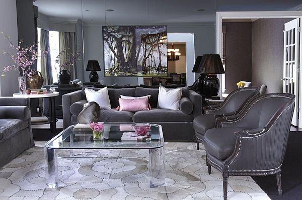 Grey Living Room Decor Ideas Gray Interior Design Ideas for Your Home