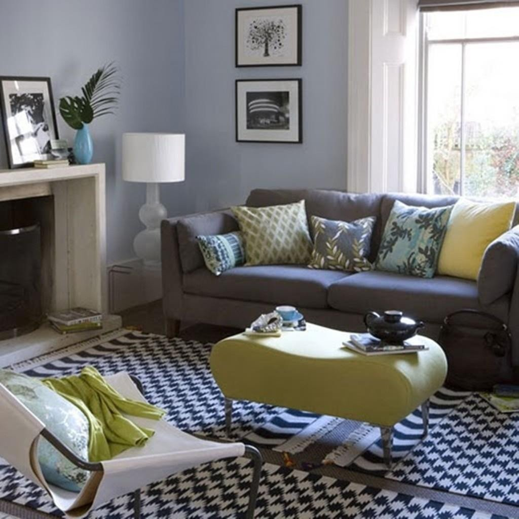 Grey sofa Living Room Decor 20 Collection Of Living Room with Grey sofas