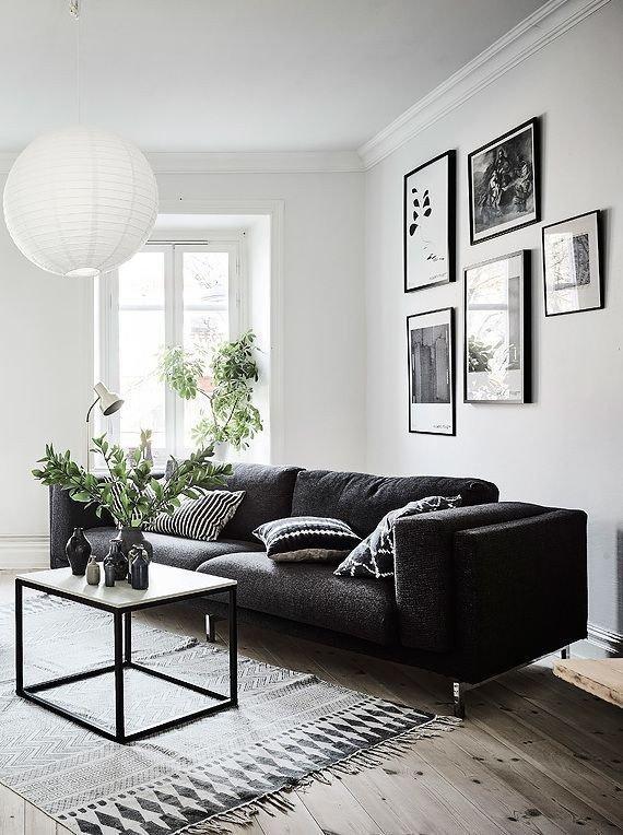 Grey sofa Living Room Decor 20 Minimalist Living Room Decor Ideas Of Your Space 2018