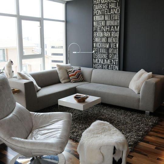 Grey sofa Living Room Decor 69 Fabulous Gray Living Room Designs to Inspire You