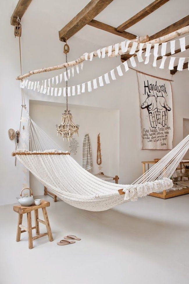 Hammock Bed for Bedroom 18 Indoor Hammocks to Take A Relaxing Snooze In Any Time