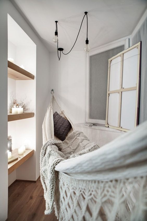 Hammock Bed for Bedroom 26 Ways to Incorporate Hammocks Into Your Interior Shelterness