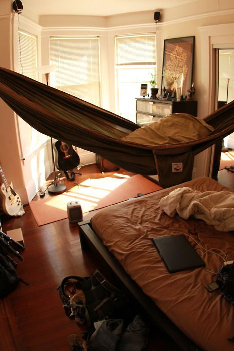Hammock Bed for Bedroom I Ll Have A Hammock Bed