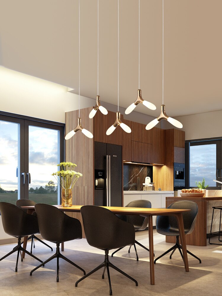 Hanging Light for Bedroom Us $132 0 Off nordic Restaurant Led Hanging Light Creative Living Room Bedroom Pendant Lights Modern Simple Coffee Bar Clothing Shop Fixtures On