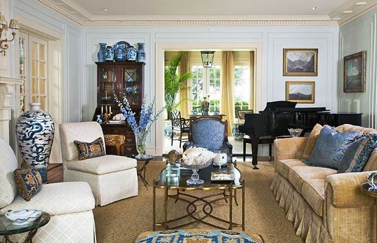 Homey Traditional Living Room Elegant Living Rooms In Neutral Colors