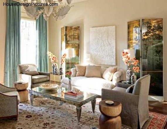 Homey Traditional Living Room Traditional Home Living Room Decorating Ideas