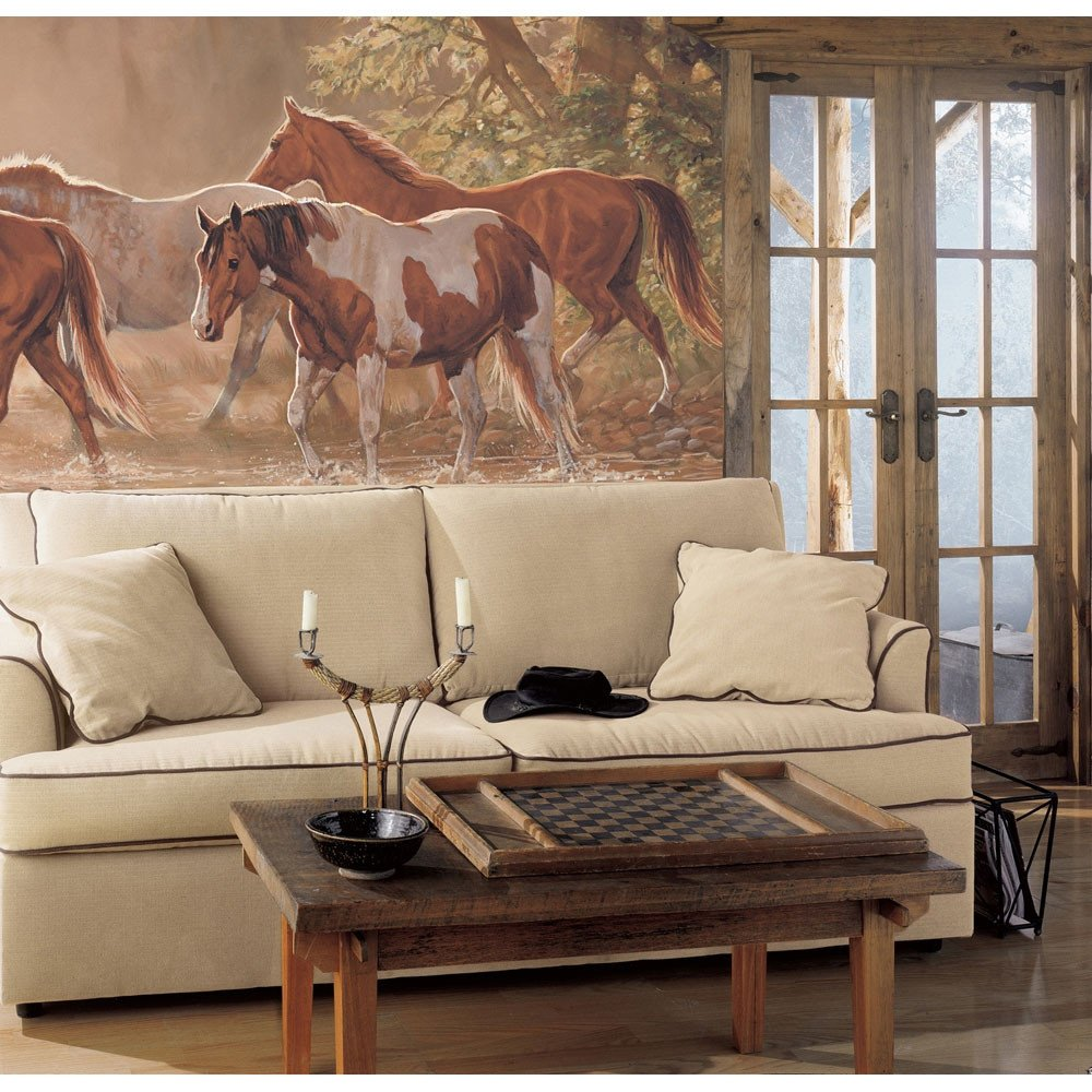 Horse Decor for Living Room 16 Western Living Room Decorating Ideas