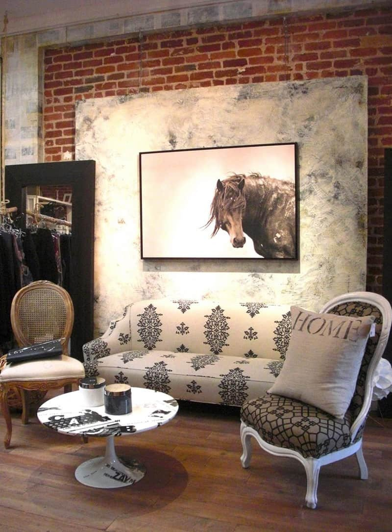 Horse Decor for Living Room for All Horse Lovers 20 Ideas Of Horse Paintings and