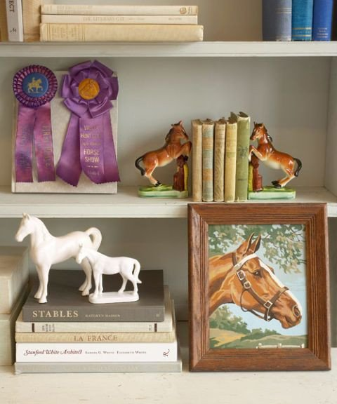 Horse Decor for Living Room Vintage Horse Room Decor Horse Decorating for the Home