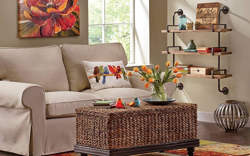 How to Decor Living Room 59 Easy Spring Decoration Ideas for Every Part Of the Home