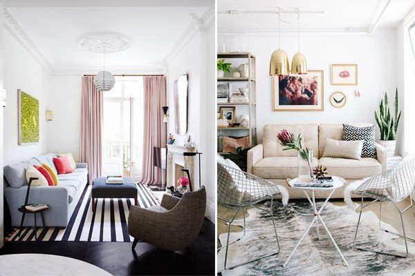 How to Decor Living Room Ideas that Will Make Your Small Living Room Look Bigger