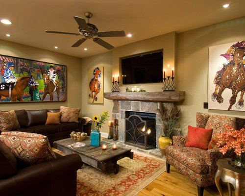 How to Decor Living Room Reclaimed Wood Mantle