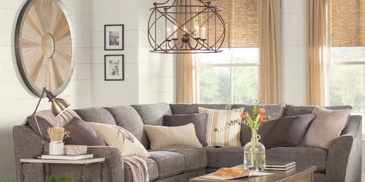 How to Decor Living Room Wayfair Just Launched An Line Interior Design Service