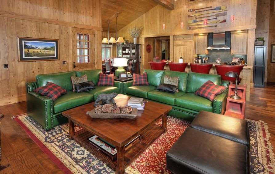 How to Decor Living Room What to Look for when Purchasing Leather Furniture