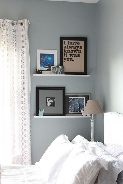 How to Decorate Bedroom Walls Wall Shelves In Bedroom