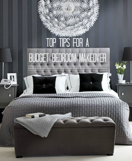 How to Decorate Your Bedroom Decorate Your Bedroom for Under £300 In A Weekend
