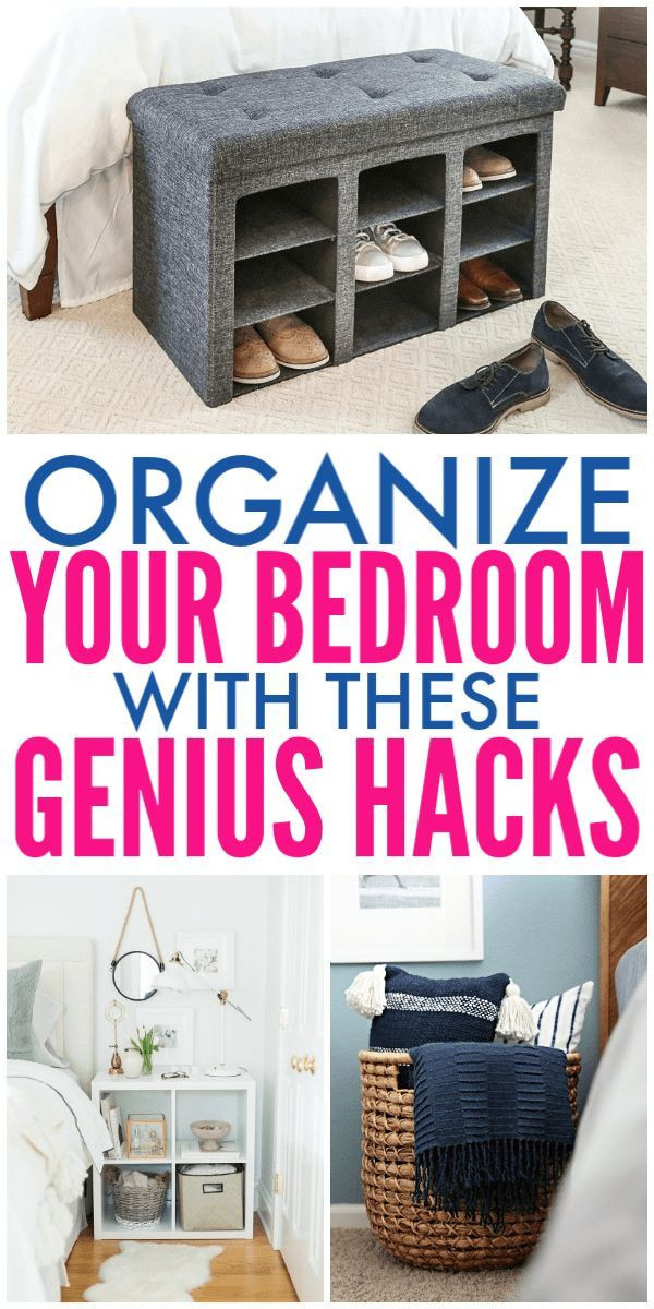 How to organize A Bedroom 8 Ways to Simplify & organize Your Master Bedroom