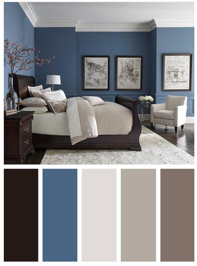 Ideas for Bedroom Color Colors Idea