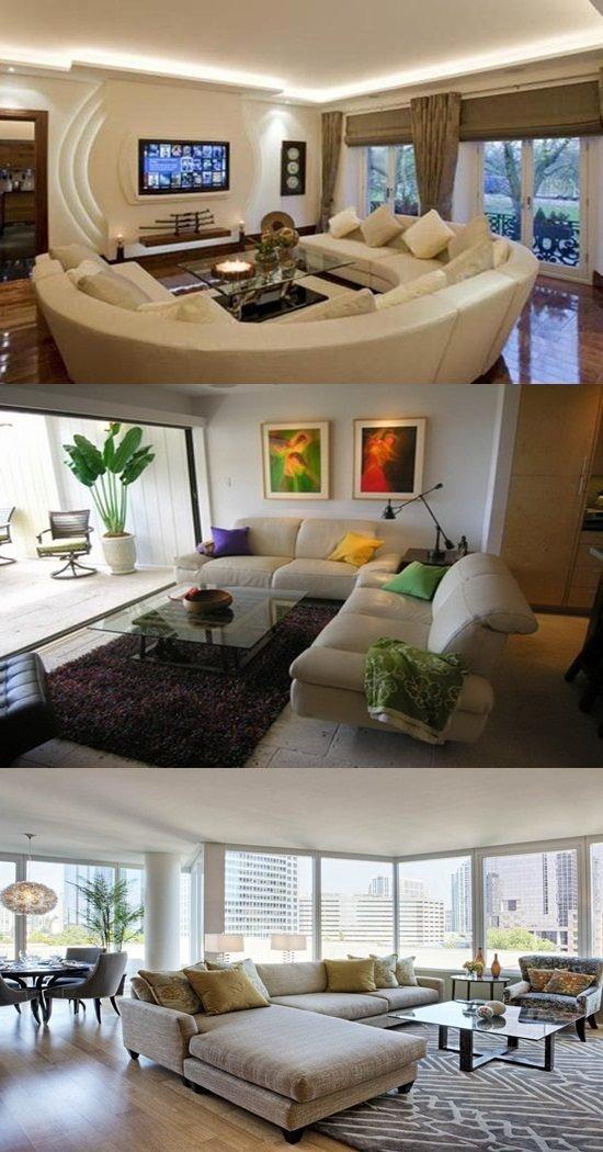 Ideas for Living Room Decor Condo Living Room Decorating Ideas