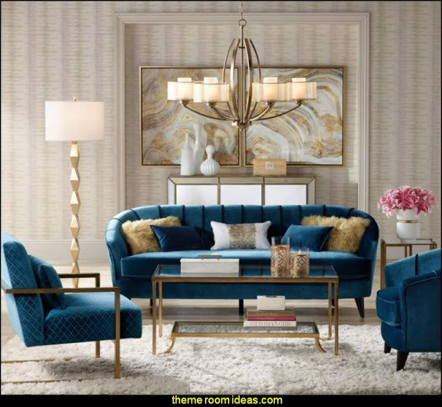 Ideas for Living Room Decor Decorating theme Bedrooms Maries Manor Hollywood Glam