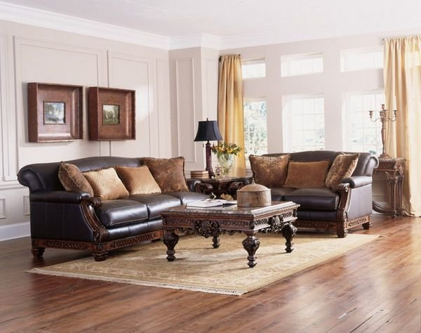 Ideas for Living Room Decor Traditional Living Room Decorating Ideas