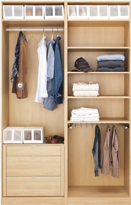 Ikea Bedroom Furniture Wardrobes Bedroom Wardrobe Shelves 44 Ideas for 2019 In 2020