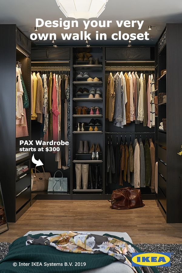Ikea Bedroom Furniture Wardrobes You Can Design A Pax Wardrobe that Fits All Of Your Outfits