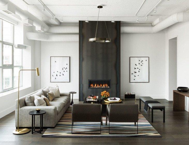 Industrial Contemporary Living Room 20 Best Modern Living Room Designs Ideas
