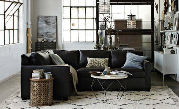 Industrial Contemporary Living Room 48 Pretty Living Room Ideas In Multiple Decorating Styles