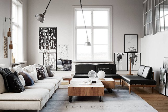 Industrial Contemporary Living Room 8 Ways to Design A Rustic Industrial Living Room
