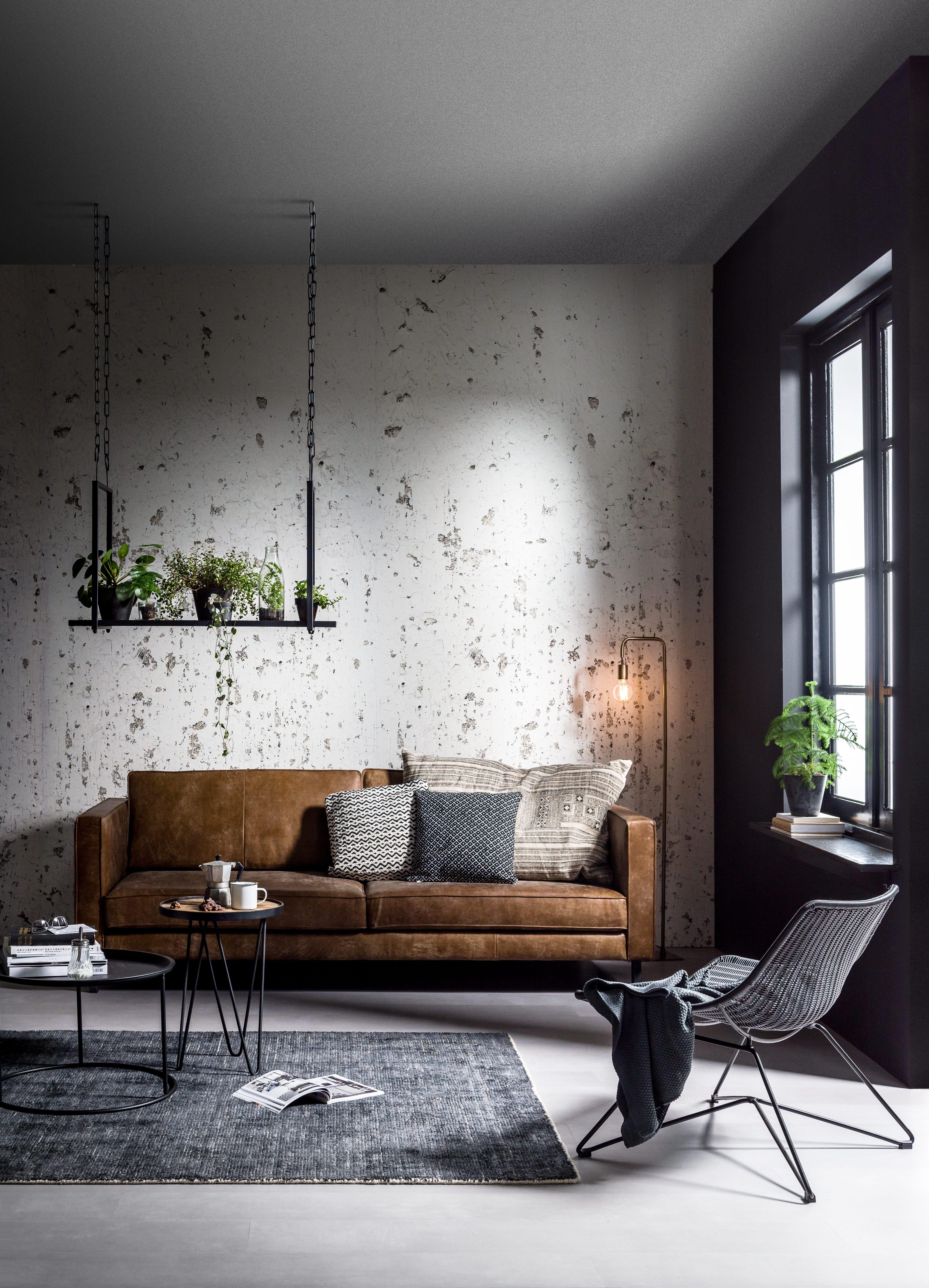 Industrial Contemporary Living Room Creëer Je Eigen Basic Industrial Interieur Met Ons Nieuwe