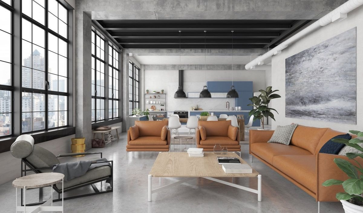 Industrial Modern Living Room Decorating Ideas Pin by Hendro Birowo On Modern Design Low Bud In 2019