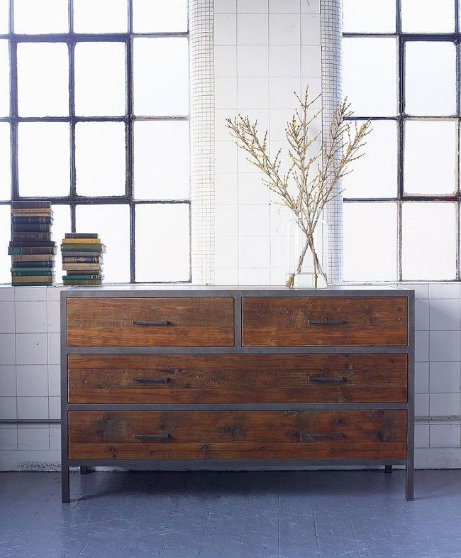 Industrial Style Bedroom Furniture Industrial Style Bedroom Furniture