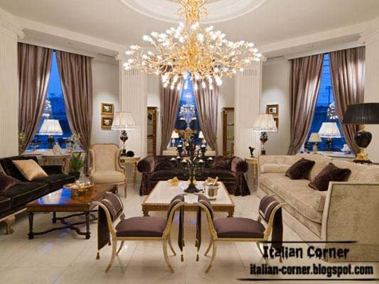 Italian Living Room Decorating Ideas Italian Corner