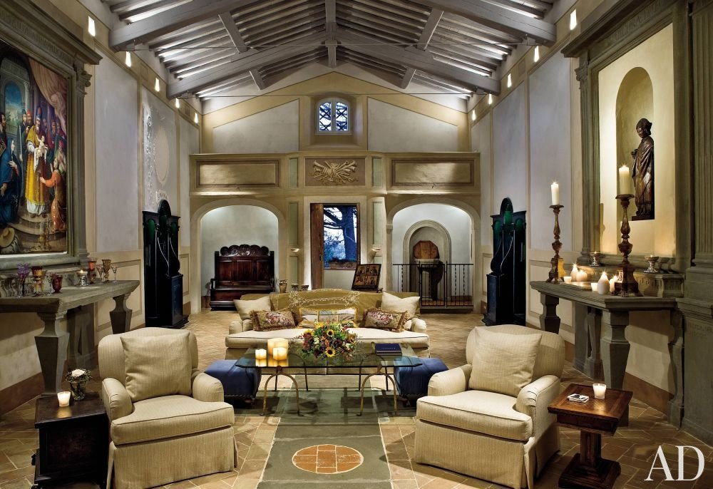 Italian Living Room Decorating Ideas Italian Living Room Design