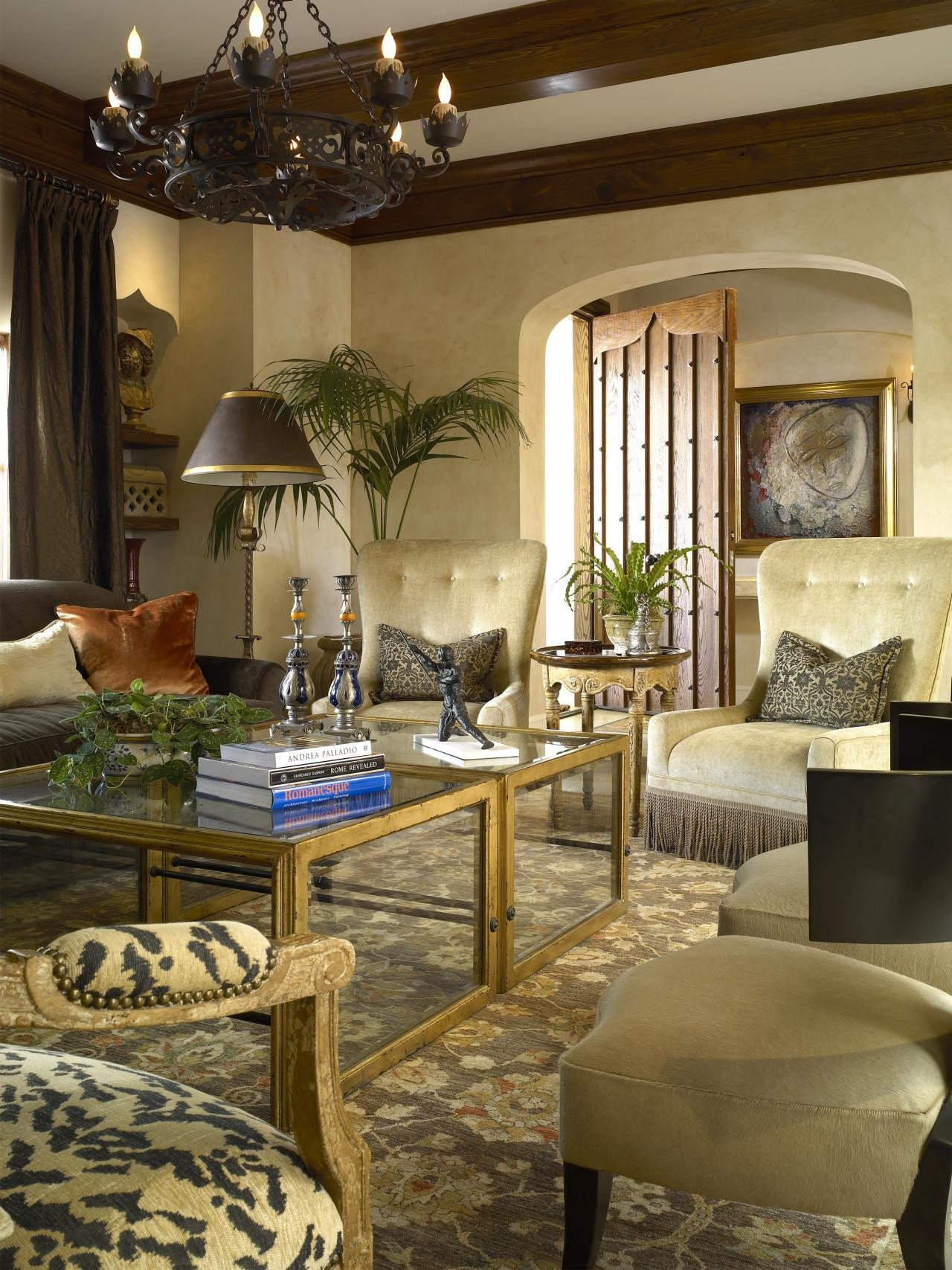 Italian Living Room Decorating Ideas Old World Design Ideas