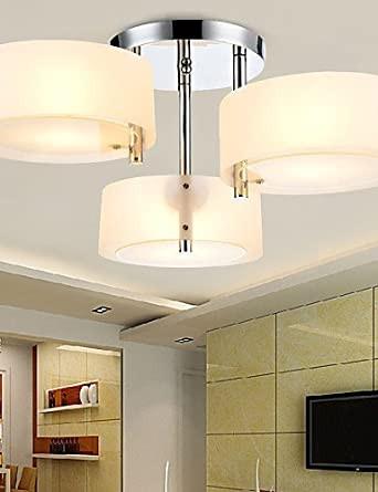 Kids Bedroom Ceiling Light Jin Ikea Style Flush Mount Modern Contemporary 3 Lights