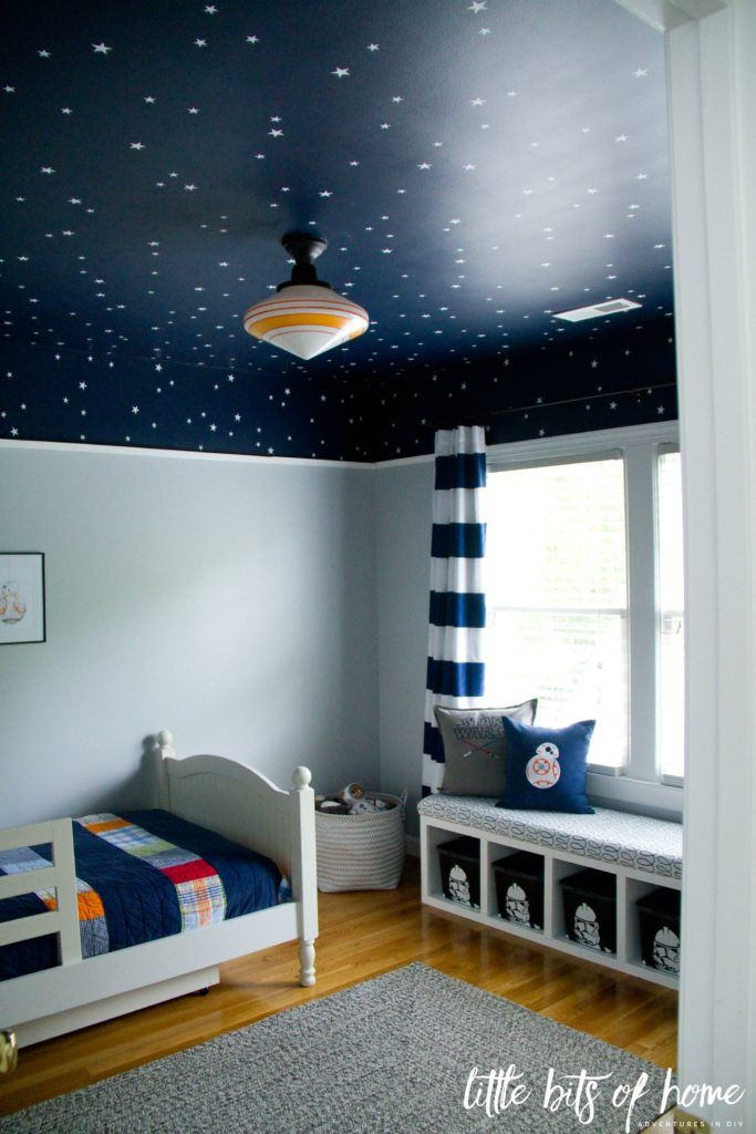 Kids Bedroom for Boy 50 Space themed Bedroom Ideas for Kids and Adults