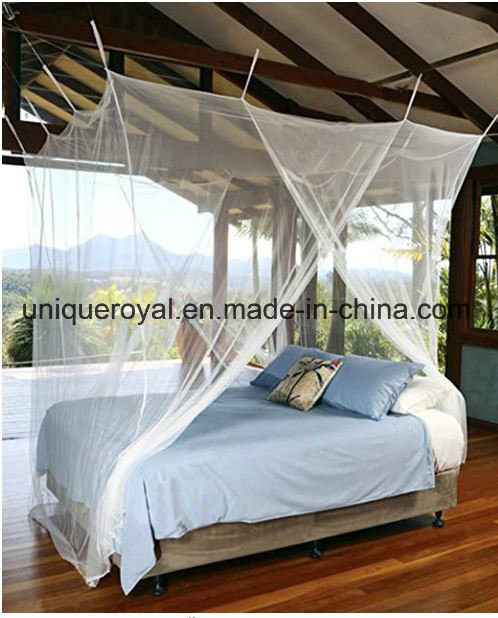 King and Queen Bedroom Decor [hot Item] Mosquito Netting Canopy for Queen King Size Bed Exotic Bedroom Decor