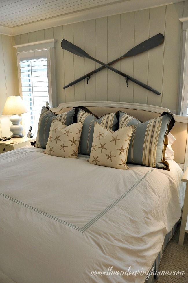 Lake House Decorating Ideas Bedroom 24 Awesome Nautical Home Decoration Ideas with Images