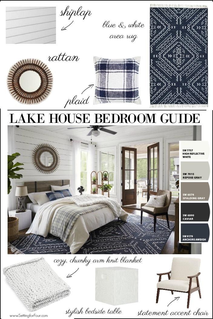 Lake House Decorating Ideas Bedroom Lake House Bedroom Paint Color Ideas Furniture & Decor