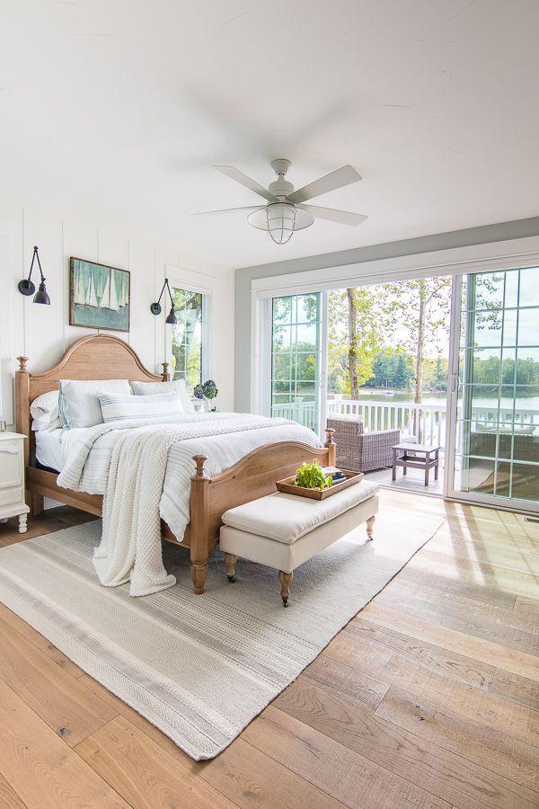 Lake House Decorating Ideas Bedroom Lake House Master Bedroom