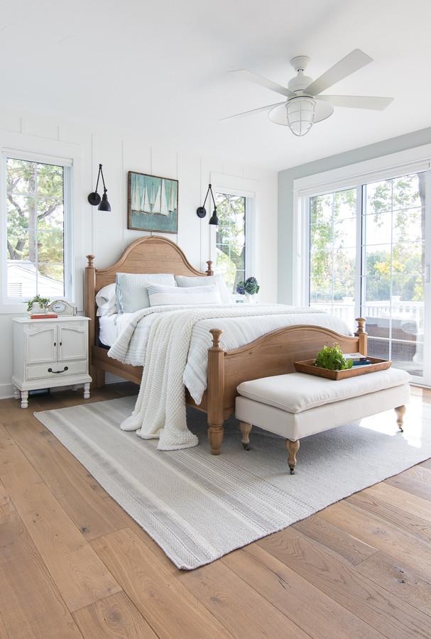 Lake House Decorating Ideas Bedroom Lake House Master Bedroom the Lilypad Cottage