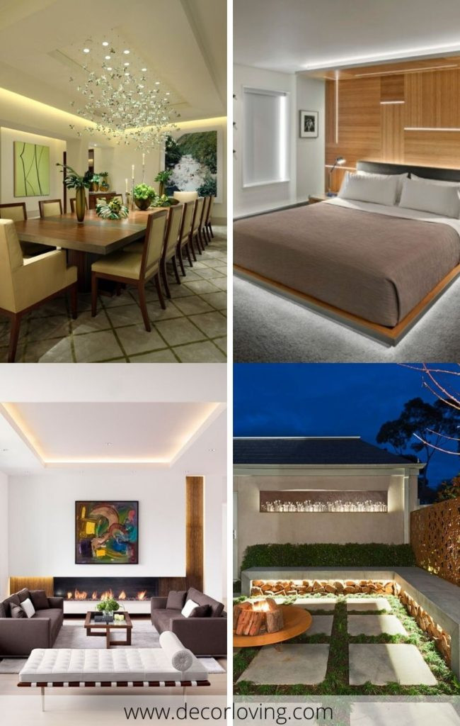 Led Lighting for Bedroom Trendy Indirect Led Lighting Ideas for Every Room In the House