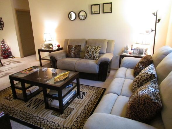 Leopard Decor for Living Room Cheetah themed Rooms