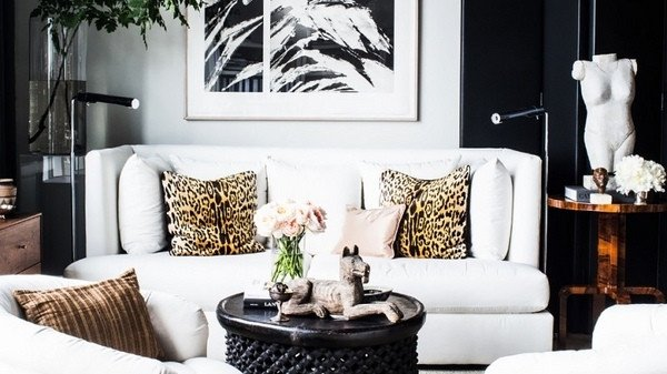 Leopard Decor for Living Room How to Use Different Animal Prints for An Exotic touch In