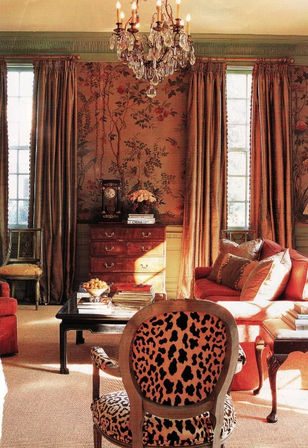Leopard Decor for Living Room Leopard Print Living Room Decor Modern House Cheetah