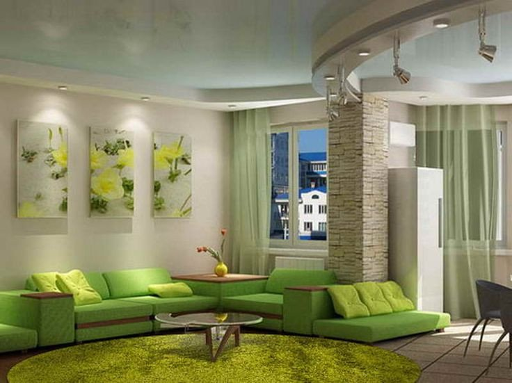 Lime Green Living Room Decor Elegant Livingroom Designs Ideas