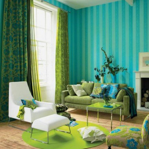 Lime Green Living Room Decor Turquoise Green Room Decorating Ideas orange and Lime